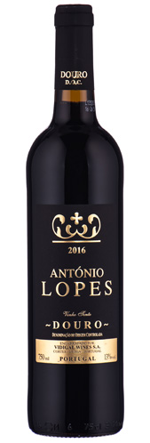 2016 Antonio Lopes Duoro, Portugal 'Vinho Tinto' Red Wine
