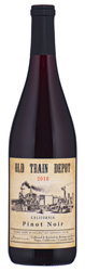 2018 Old Train Depot California Pinot Noir