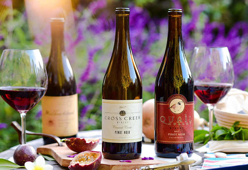 Perfectly Paired Pinot Noirs (6 Bottle)