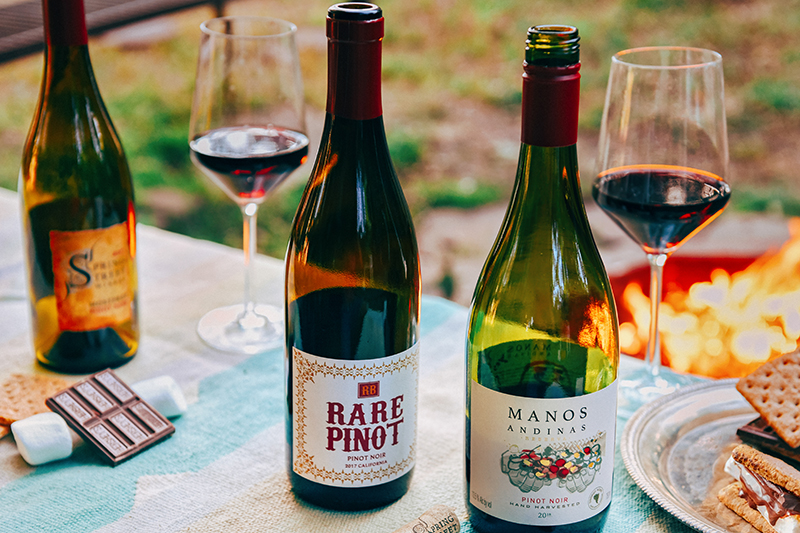 Perfectly Priced Pinot Noir Day Trio- 6 Bottles