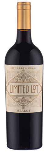 2017 Limited Lot North Coast, California Merlot