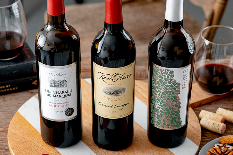 Award-Winning National Wine Day Cabernet Trio (6 Bottle)